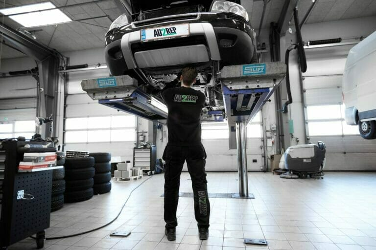 Au2rep mekaniker sorø biler