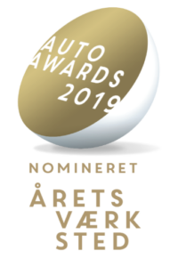 Nominering til bedste autoværksted i Danmark Sorø
