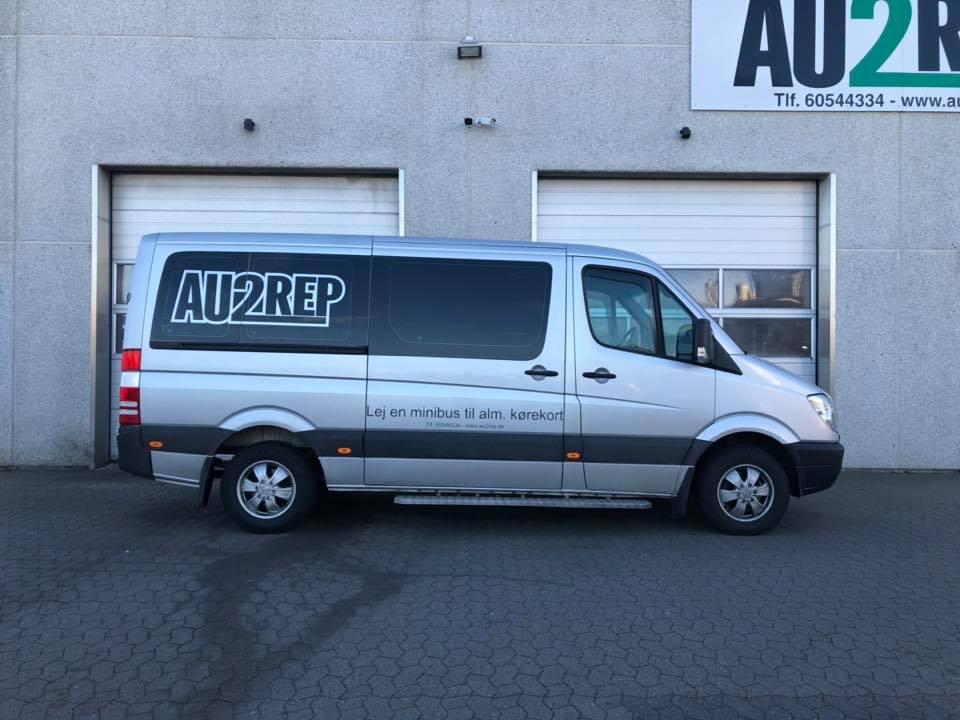 Biludlejning sorø minimus au2rep