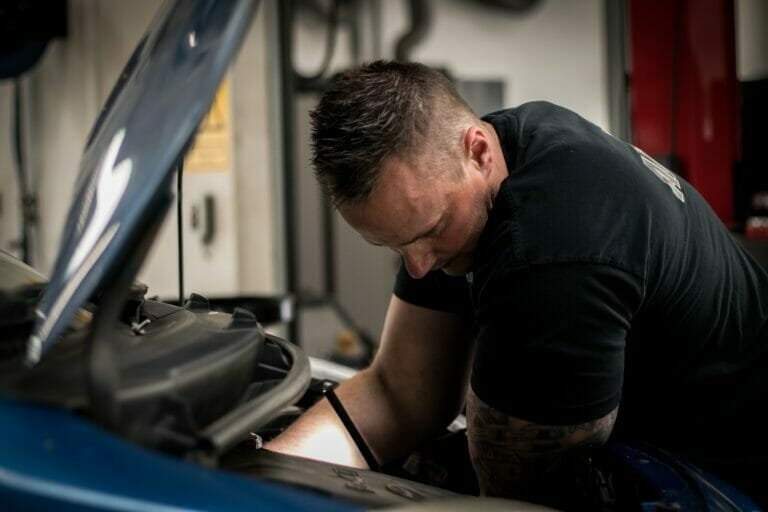 automekaniker næstved serviceaftale