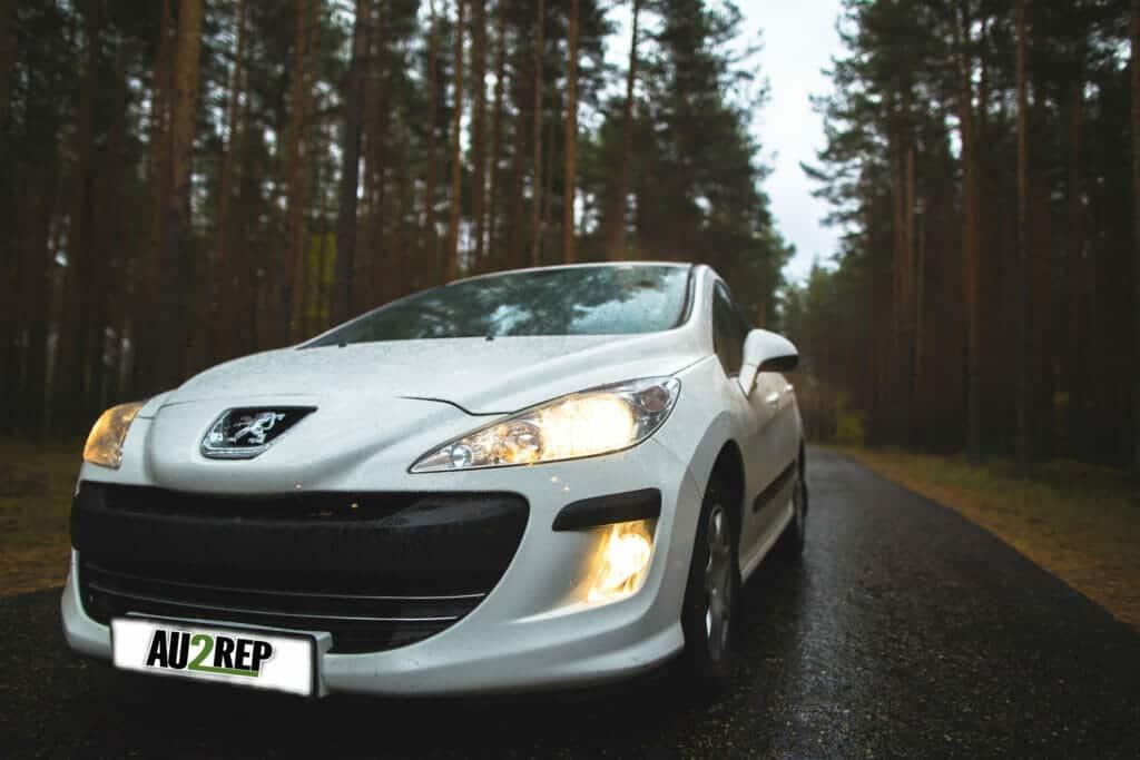 Au2rep Peugeot